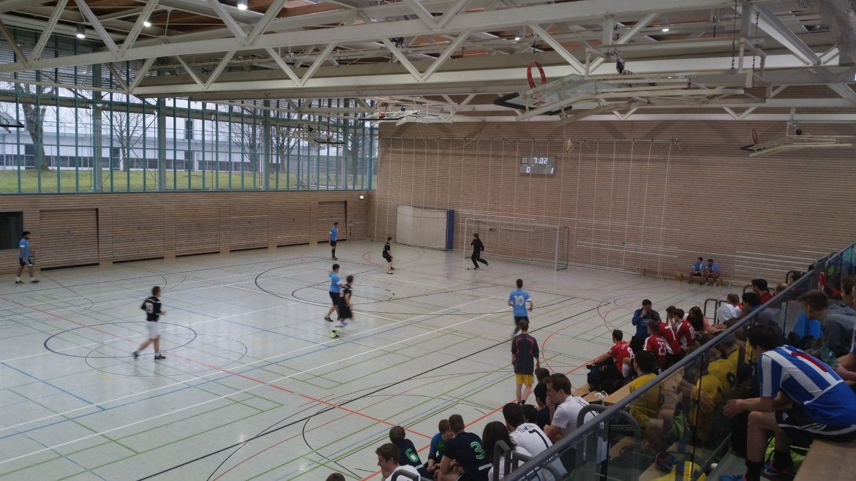 Die Stuttgarter Hochschulmeisterschaft Fußball geht in die nächste Runde.
