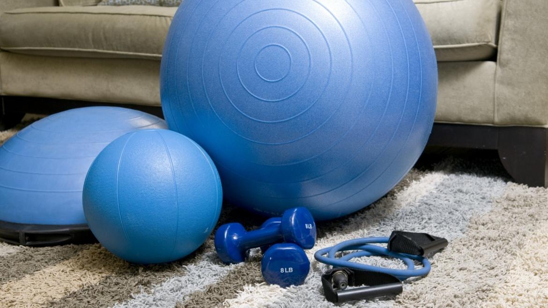 Jeden Tag ein neues Workout, eine neue Challenge oder ein live Mitmach-Angebot für dich!